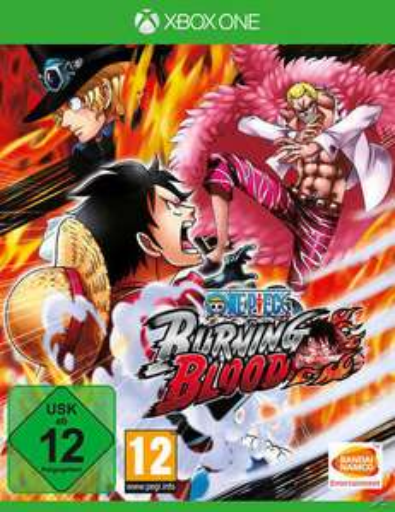 [Libro.at] One Piece Burning Blood für Xbox One