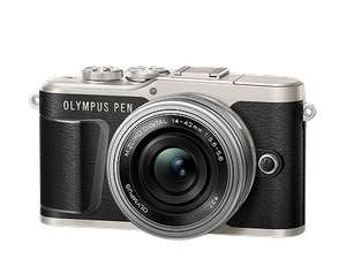 [Olympus] Olympus E‑PL9 Pancake-Kit 12-42mm + M.Zuiko Digital 45mm F1.8