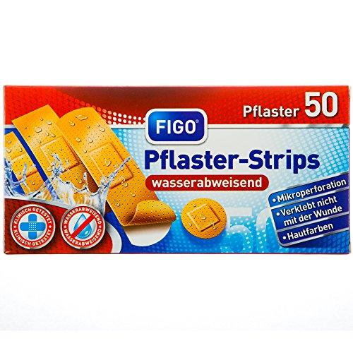 """50x Figo Vorteilspack """"Pflaster-Strips"""""""