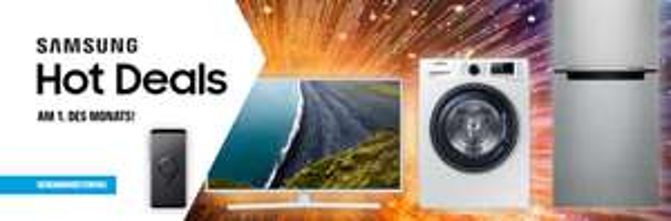 Saturn: Samsung Hot Deals