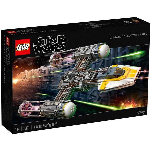 LEGO Star Wars UCS - Y-Wing Starfighter (75181)