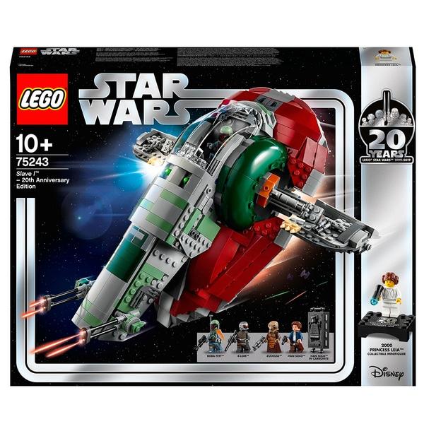 LEGO Star Wars - Slave I - 20 Jahre LEGO Star Wars (75243)
