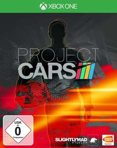 Project Cars (Xbox One) für 8,99€