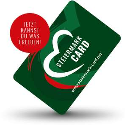 (Steiermark) Alle öffentlichen Verkehrsmittel + gratis Eintritt in 150 Sehenswürdigkeiten um 11 €