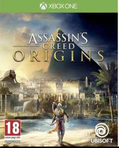 Assassin's Creed Origins für Xbox One um 18,31€