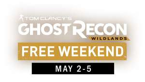 [PC/PS4/XB1] Ghost Recon Wildlands Free Weekend