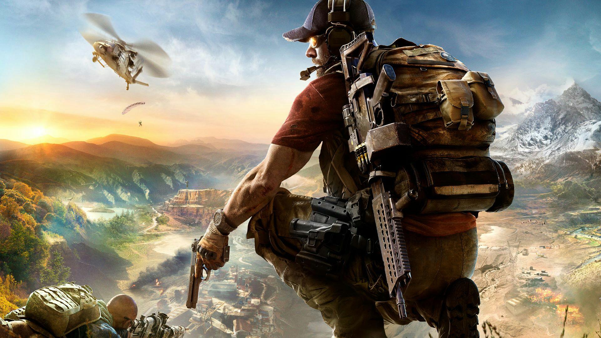 Ghost Recon Wildlands reduziert im Ubisoft Store