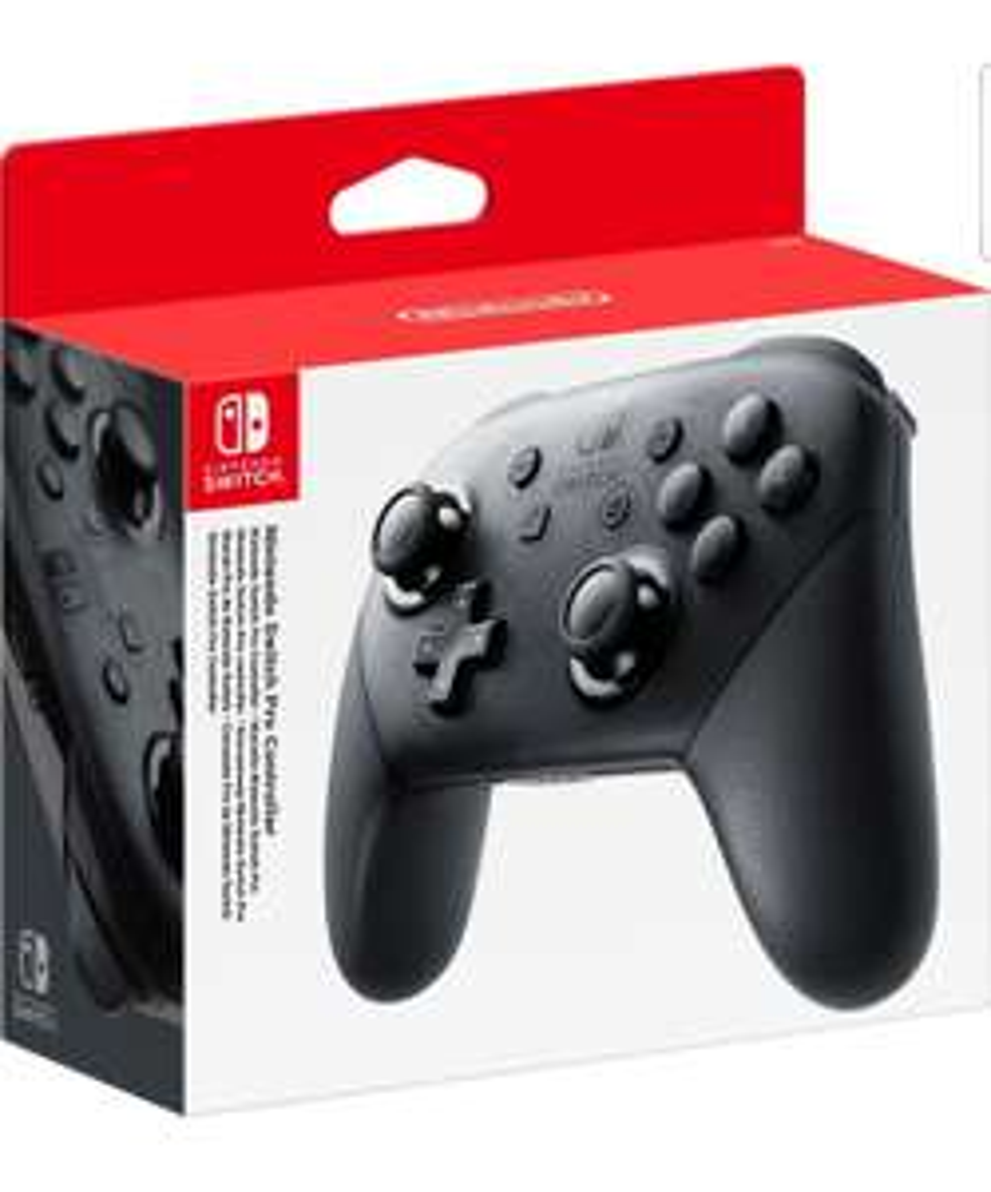Nintendo Switch Controller »Pro«  (Universal-Versand in Paketshop)