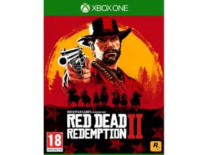 Red Dead Redemption 2 Xbox One / PS 4 24,99€