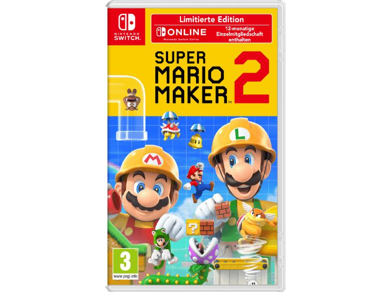 Mario Maker 2 + gratis STEELBOOK