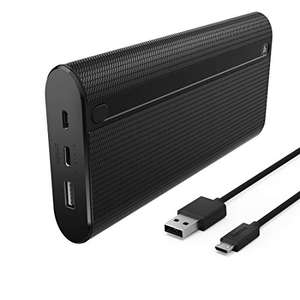 [Amazon] Hama Power Pack X20 Powerbank (Zusatzakku) Li-Ion 20000 mAh