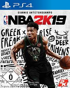 NBA 2K19 Standard Edition [PS4/XBOX]