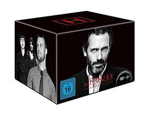 Amazon.de: Dr. House Box (Staffel 1-8)
