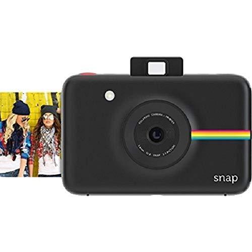 Polaroid Digitale Instant Snap Kamera mit ZINK Zero Ink Technologie, Schwarz um 59,87 statt 100,82
