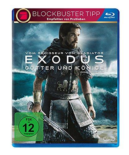 [Amazon] Exodus - Götter und Könige [Blu-ray]