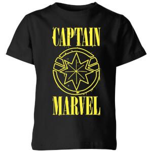 [Zavvi.de] Captain Marvel Shirt im Nirvana Design