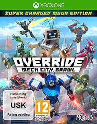 Override: Mech City Brawl - Super Charged Mega Edition [Xbox One] für 14,99€
