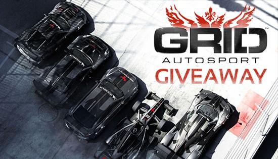 Gamesessions - GRATIS  GRID AUTOSPORT (PC)