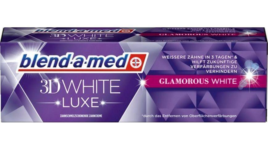 Blend-a-med 3D White Luxe Zahnpasta