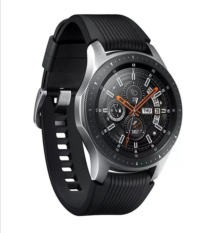 Samsung Galaxy Watch R800 46mm silber - Ebaypluspreis inkl Versand
