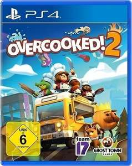 GameStop: Overcooked! 2 (PlayStation 4 / Xbox One) für 14,99€