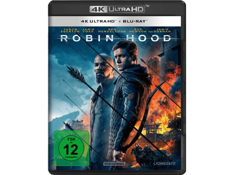 Robin Hood (2018) (4K Ultra HD)