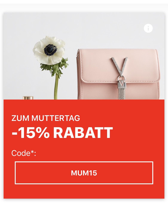 Zalando -15% zum Muttertag (auf Unisex-Beauty und -Accessoires)
