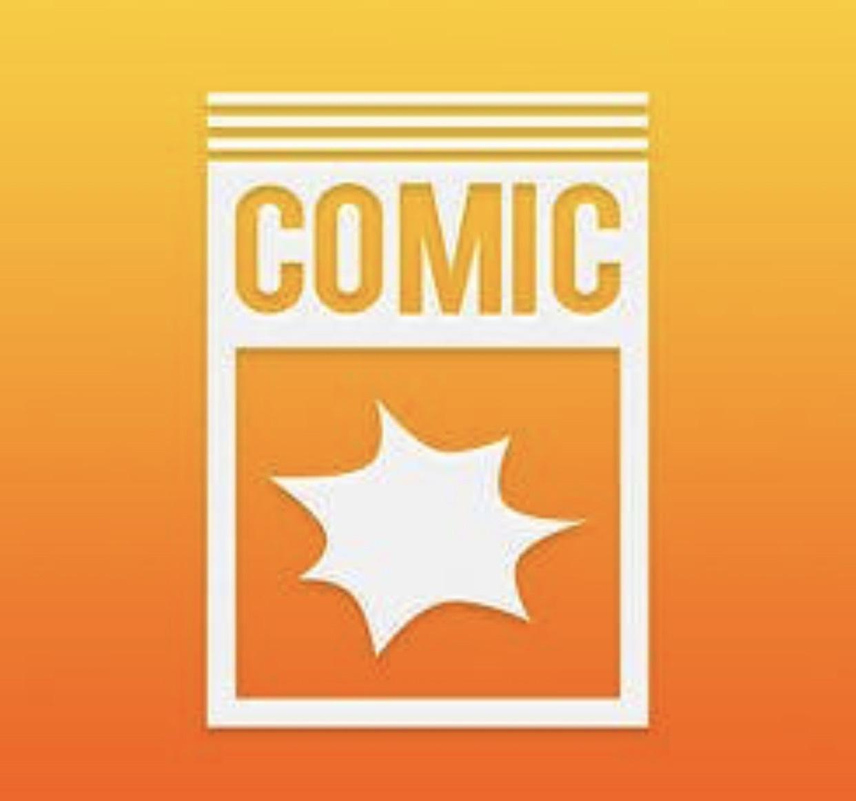 iComics für iOS kostenlos im AppStore.