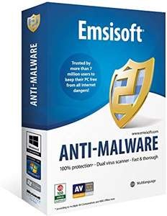 Emsisoft Anti-Malware Home – 3 Jahre -47,98€