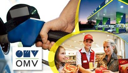 10€ OMV-Tankgutschein für 5€ - DailyDeal Österreich Aktion