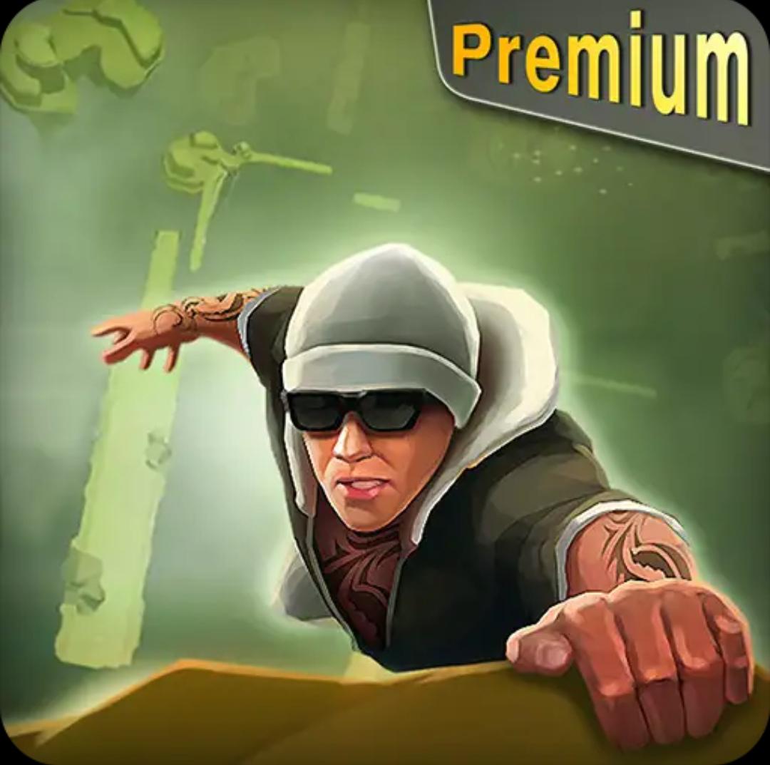 Sky Dancer Premium kostenlos - 4,5 / 5 Sterne - 100.000+ Downloads