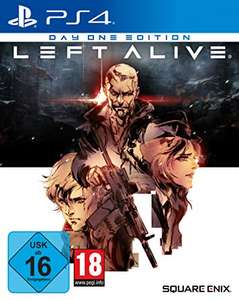 LEFT ALIVE Day One Edition [PlayStation 4]