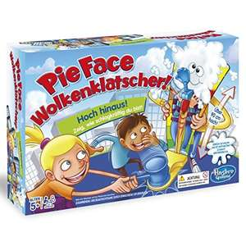 "Hasbro Pie Face ""Wolkenklatscher"""