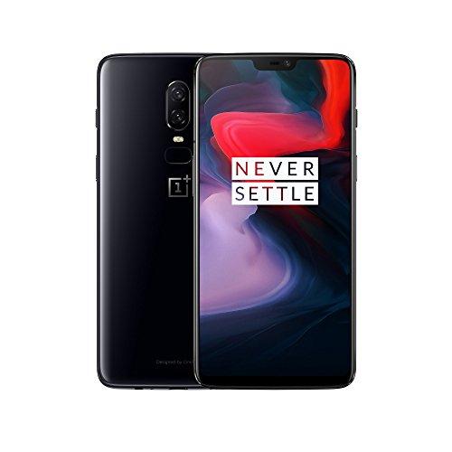 [Amazon.de] OnePlus 6 / 128 GB / 8 GB RAM / Dual Sim / Mirror Black für 422,45 Euro