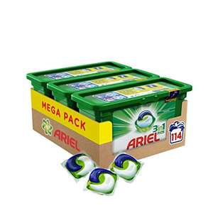 Ariel 3 in 1 Pods Solid Detergent Heavy-duty detergent