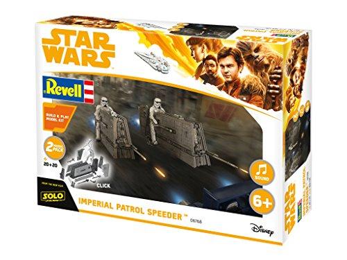 Star Wars Solo Build & Play Imperial Patrol Speeder (06768)