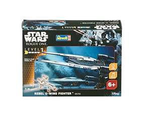 Star Wars Rogue One Build & Play Rebel U-Wing Fighter (06755)