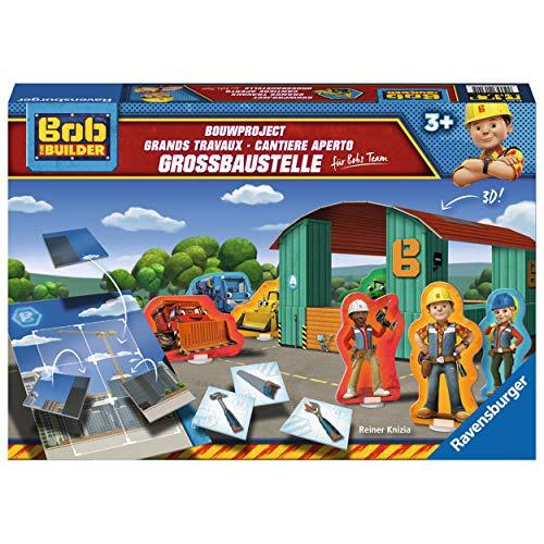Bob der Baumeister - Großbaustelle für Bobs Team