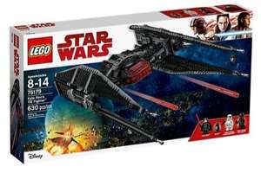 LEGO Star Wars Episode VIII - Kylo Ren's TIE Fighter (75179)
