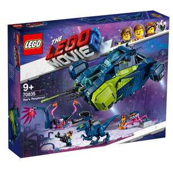 The LEGO Movie 2 - Der Rexplorer von Rex! (70835)
