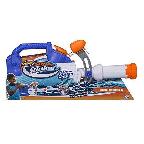 Hasbro Super Soaker E0022EU4 - Soakzooka Wasserpistole