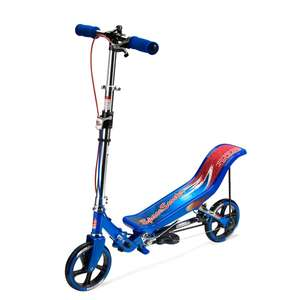 Space Scooter X580, blau