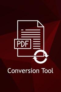 PDF Conversion Tool (Win) kostenlos (Microsoft Store)