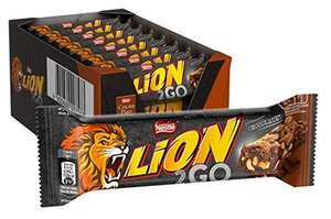 Nestlé LION 2GO Chocolate 24x 33g
