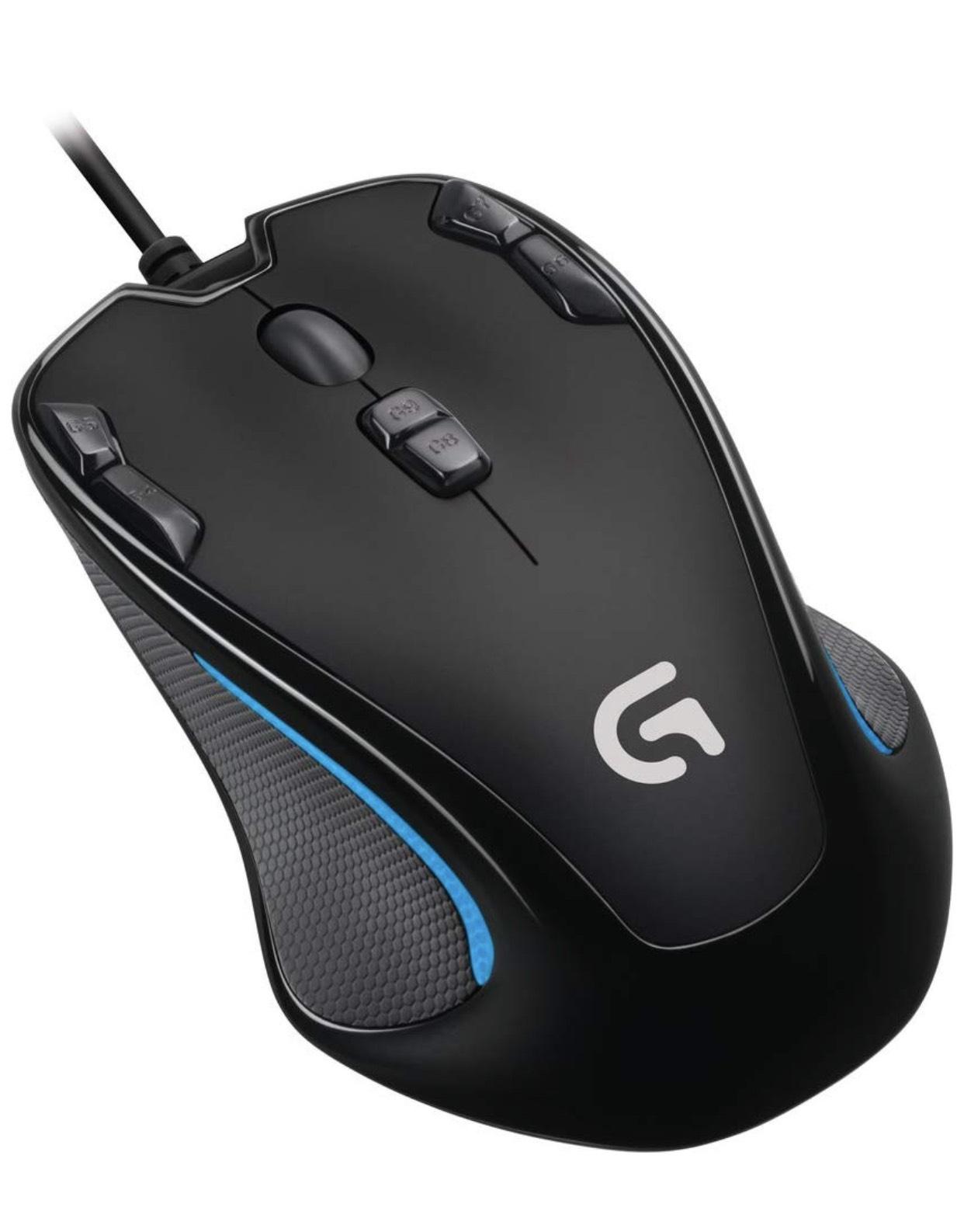 Logitech G300s Optical Gaming Maus