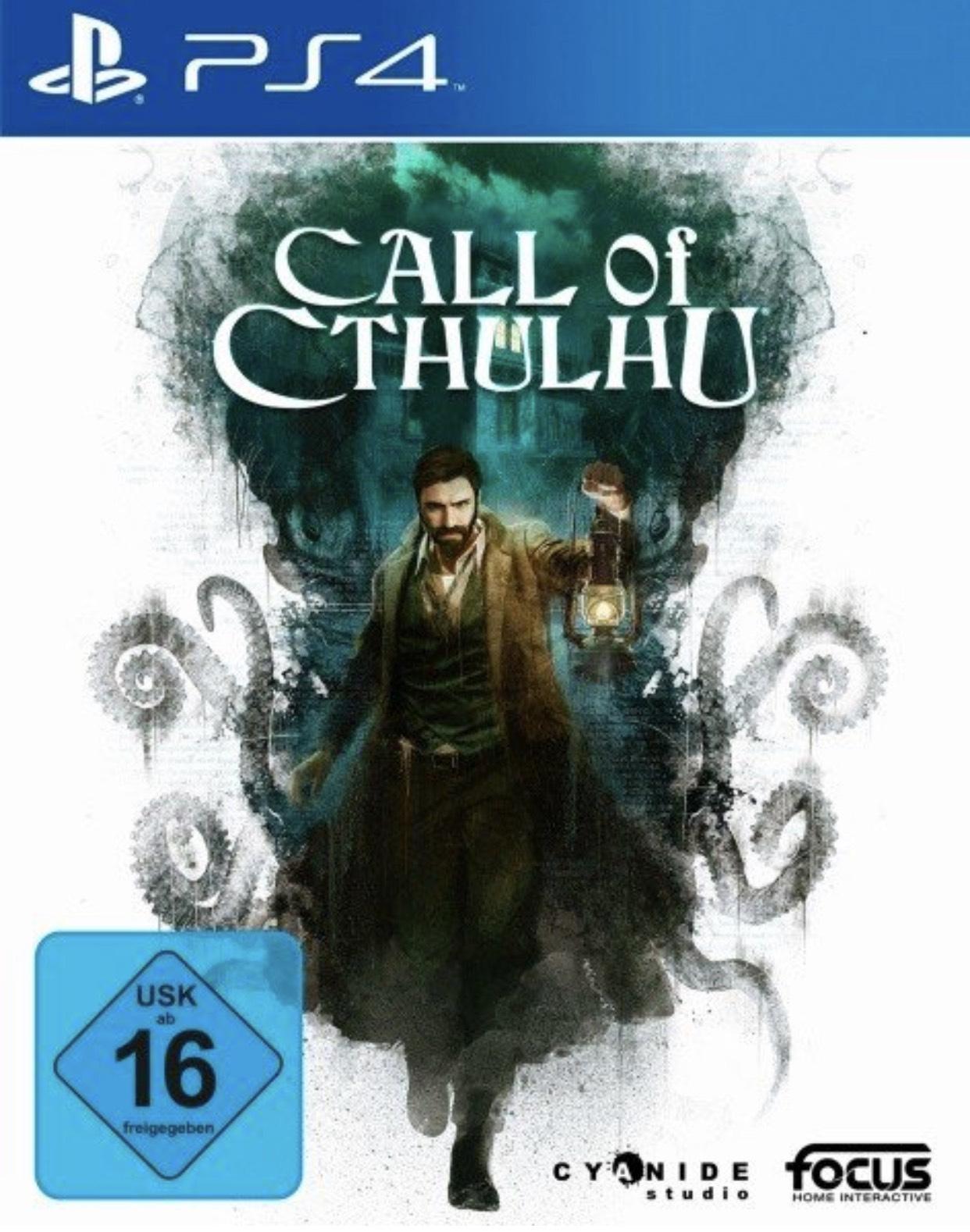 Call Of Cthulhu für PlayStation 4
