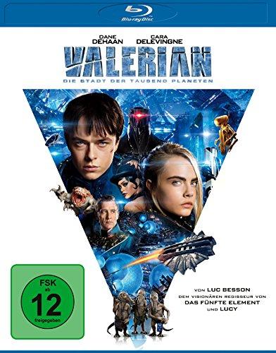 Valerian - Die Stadt der Tausend Planeten [BD]