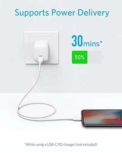 Anker Powerline II USB C auf Lightning Kabel, 90 cm lang, Apple MFi-Zertifiziert
