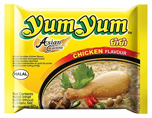 Yum Yum Instant Nudeln Huhn 45 x 60 g