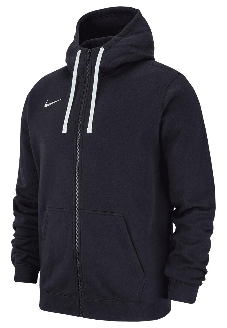 Nike Kapuzenjacke Team Club 19 Fleece Hoody mit Reißverschluss